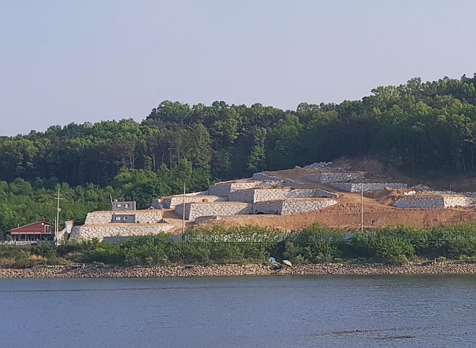 강화도 호수조망권 단지형 전원주택부지 분양